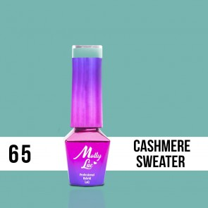 LAKIER MOLLY LAC DELICATE WOMAN CASHMERE 5ml NR 65