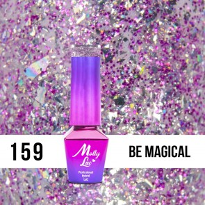 LAKIER MOLLY LAC LUXURY BE MAGICAL 5ml nr 159